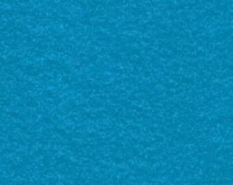 "18"" x 24"" Peacock Blue Acrylic Felt FQ - equal to 4 Sheets Felt"
