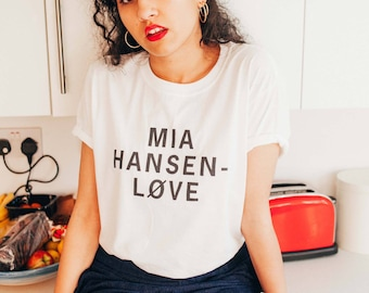 MIA HANSEN-LØVE | T-Shirt