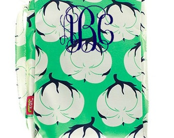 Personalized Bible Cover - Monogrammed Bible Cover - Baptism Gift - Christening Gift - Mint Bible Cover - Pink Bible Cover - Cotton Bible