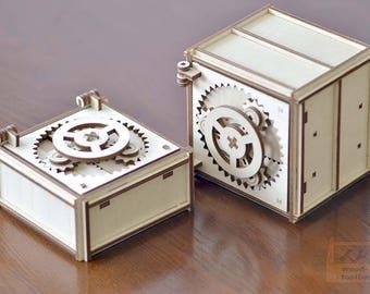 Safe boxes (2 versions) - Digital files