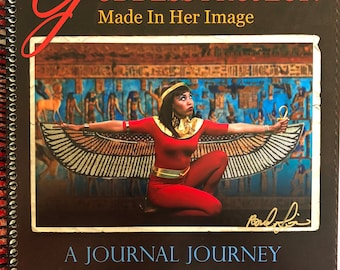 THE GODDESS PROJECT: Made in Her Image Journal Journey