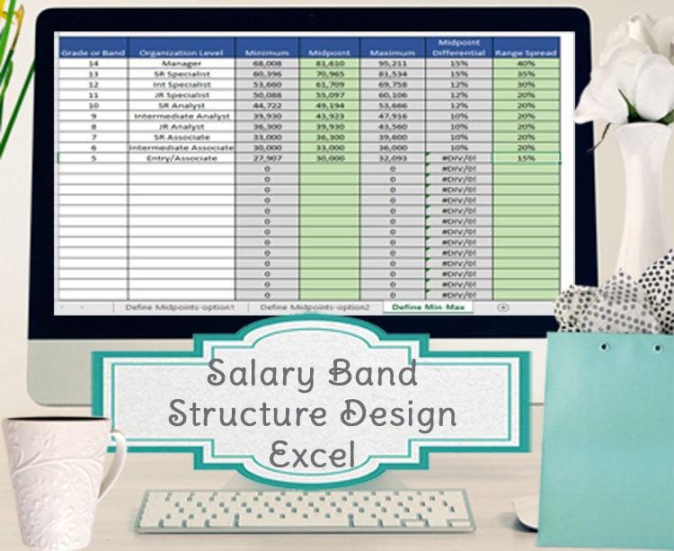 Gehalt Band Vorlage Gehalt Struktur Vorlage Excel