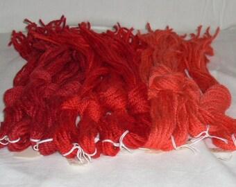 VINTAGE--Paternayan Needlepoint Yarn--Salmon