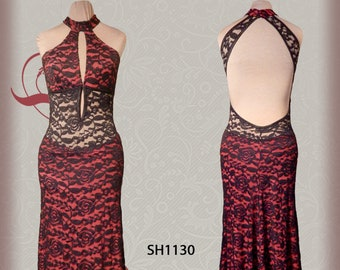 Tango Stage Dress