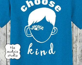 Choose Kind Kindness Matters- Youth or Adult Graphic Tshirt Shirt