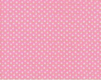 First Romance - He Loves Me Pink by Kristyne Czepuryk for Moda, 1/2 yard, 8403 14
