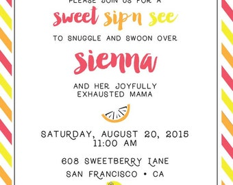 Snuggle & Swoon Baby Meet and Greet