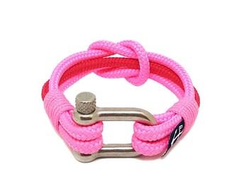 Bran Marion Nautical Bracelet, Handmade Rope Bracelet, Surfer Bracelet, Perfect Gift Bracelet