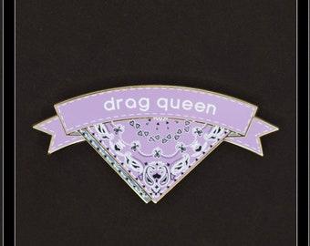 Hanky Code - Lavender - Drag Queen