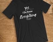 Doctor T-Shirt Yes I Do K...
