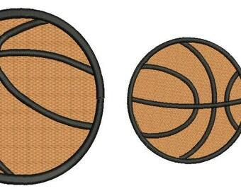 NeedleUp - Basketball Set embroidery designs