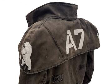 NCR Veteran Ranger Canvas Jacket/Duster - Screen Accurate