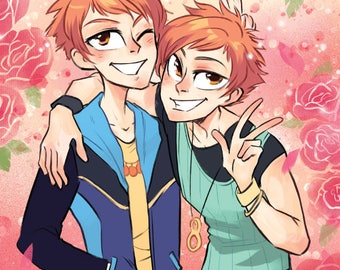 Ouran - Hitachiin Twins