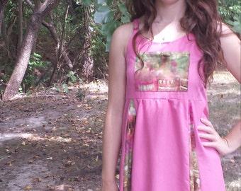 Pinky-Swear Pocket Dress