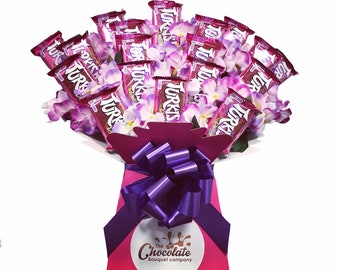 The Turkish Delight Chocolate Bouquet