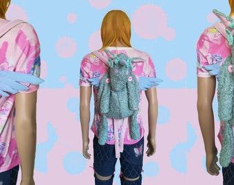 Kawaii Harajuku UNISHEEP backpack