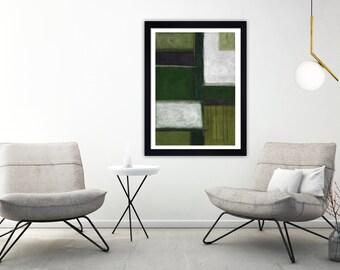 Abstract art, abstract print, modern art, Contemporary art, abstract painting, grey abstract art, contemporary print, modern print