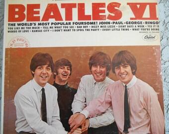 Beatles Records Etsy