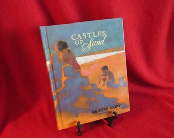 "Children's Educational Book ""REVIEW COPY"" Castles of Sand"