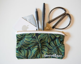 Palm Leaves Pouch/Wallet