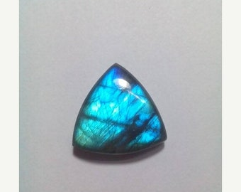 61% OFF SALE Labradorite Triangular Shape Cabochon 25 MM