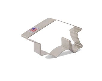 Graduation Cap Cookie Cutter - New Design - Baking and Candy Making, Bakeware, Cookie Cutters