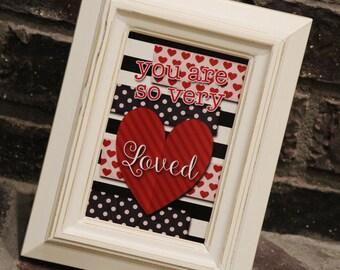 Valentines Day Decor, Valentines Day Print, Valentines Print, Valentine Decor, Valentine Decoration, Valentines Day Decoration, 4x6