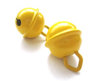 Bell 15mm yellow baby