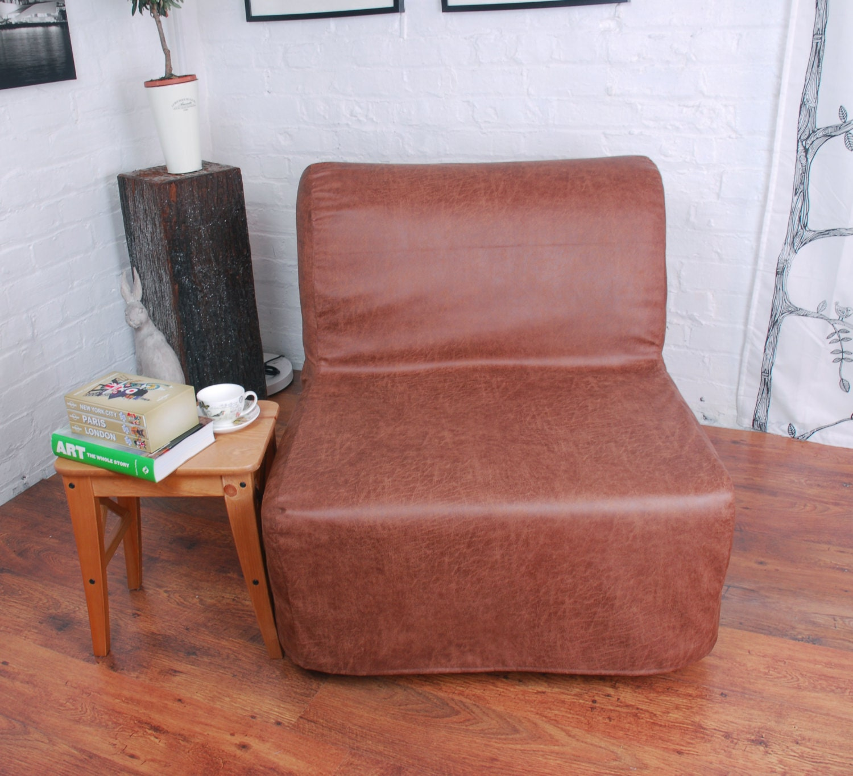 ikea lycksele stuhl oder sofa doppelbett decken in distressed. Black Bedroom Furniture Sets. Home Design Ideas