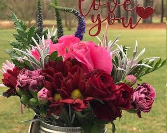 Bouquet Topper