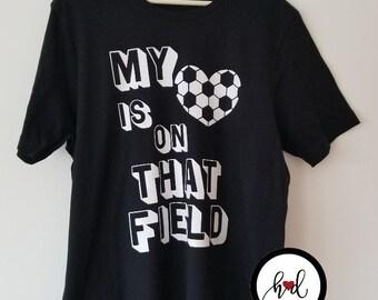 Soccer Mom, Soccer Mom Shirt, Team Soccer Gifts, Soccer Coach, Team Mom Apparel, Soccer Coach Gift, Coach Thank You Gift, Coaches Thank You