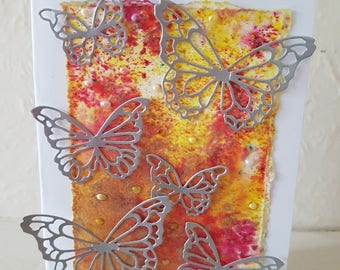 A beautiful handmade any occasion card