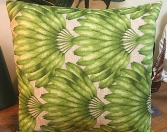 """Throw Cushion Cover Cushion-Decorative Throw Pillow to suit 16"""" Insert"""
