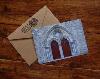 Ireland Portal - St. Canice's Cathedral - Kilkenny, Ireland - 8 piece Card & Postcard Set