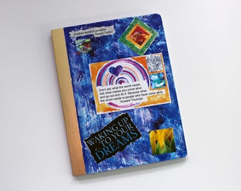 New Beginnings Art/Writing Journals with Exercises