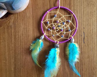 Custom Dream Catcher 4""