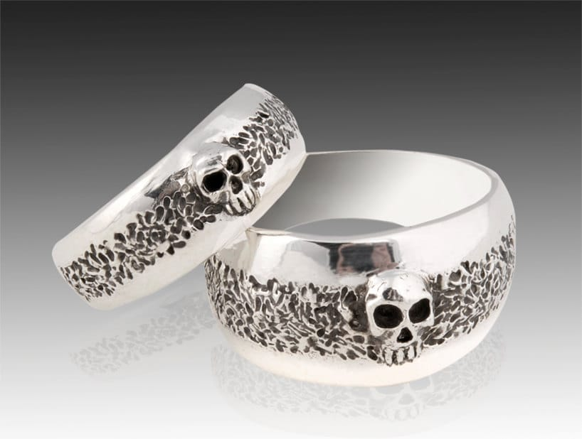 zoom - Biker Wedding Rings