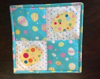 Easter Trivet, Easter Hot pad, Trivet, Hot Pad