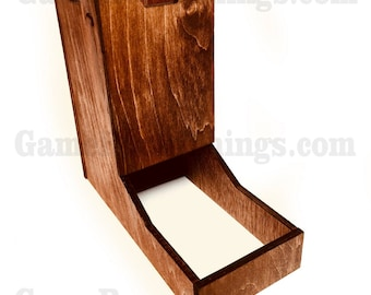 Dice Tower, Wood Dice Tower, Dice, Tower