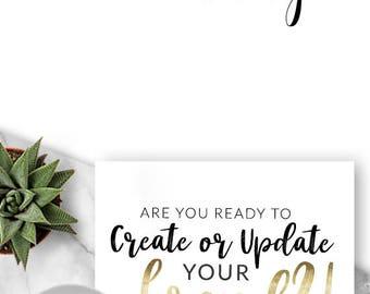 Logo Design, Premade Logo, Branding, Blog Header, Business Logo, Photography, Boutique, Shop, Jewellery, Website, Heart, Blogger, Love, 379