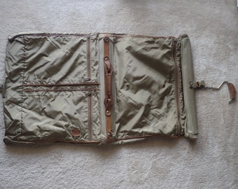 "Hartmann Tan Nylon Suit/Garment Bag 36"" x 21"" x 3"""