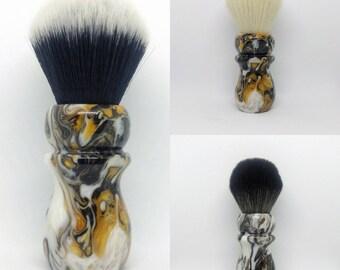 Renaissance - 24mm Tuxedo, Cashmere, BOSS, or 24/26mm handle only shaving brush (27mm socket)