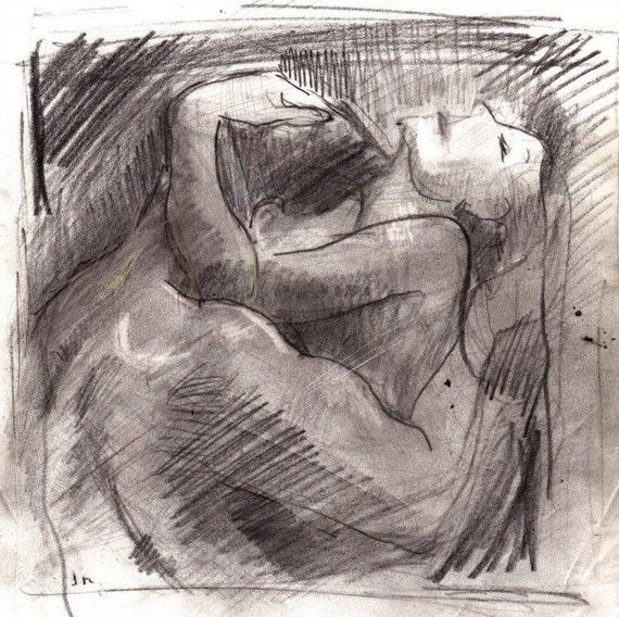 Faire l 39 amour l che de dessin imprim - Dessin de faire l amour ...