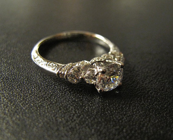 how to make a silver ring from scratch