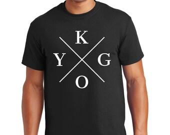 KYGO T Shirt DJ Norwegian Music Cloud Nine FireStone Ykog Shirts