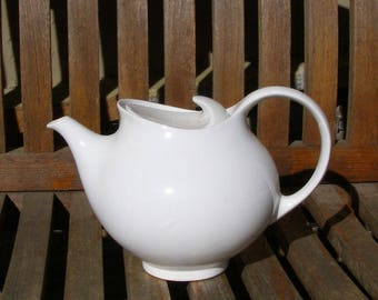 Eva Zeisel Hallcraft Teapot Tomorrows Classic White