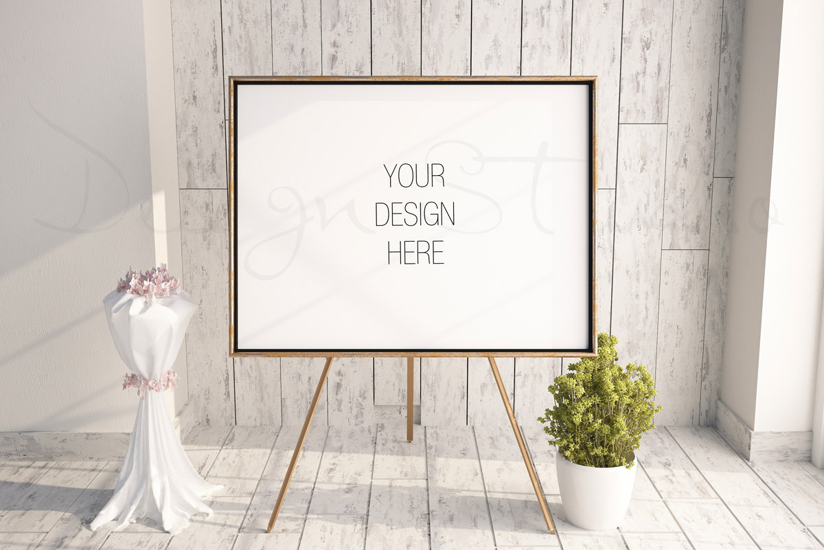 zoom - Easel For Picture Frame