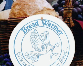 Daily Bread Porcelain Bread Warmer