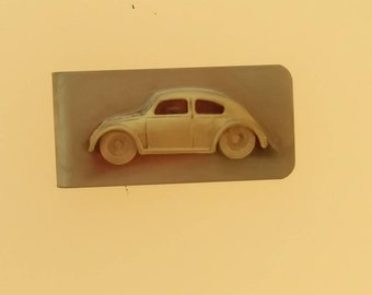 VW Bug money clip