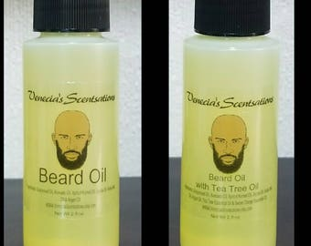 Beard Oil 2 oz